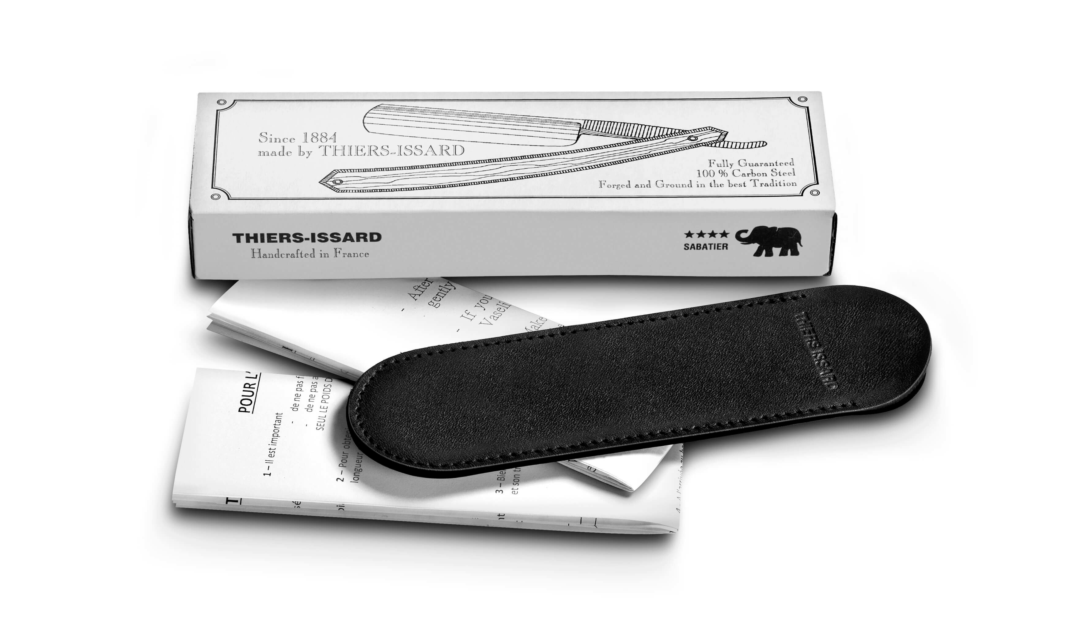 Coupe-Chou Thiers-Issard Barbier Pack