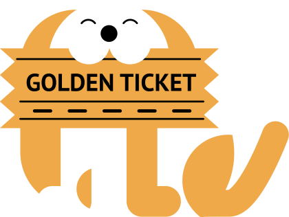 Livio gagne le Golden Ticket